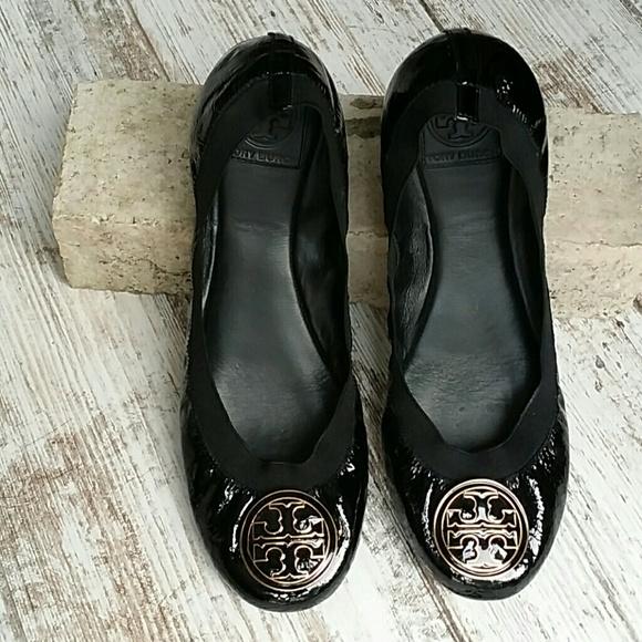 09f890e5747a Tory Burch Shoes | Size 95 Caroline Flats | Poshmark